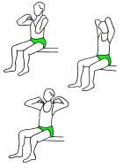 Rotolamento delle spalle