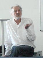 Un altro momento dell'intervista a Henri O. Louwette D.O.